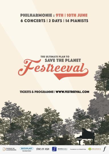 Poster for Festreeval, 2018